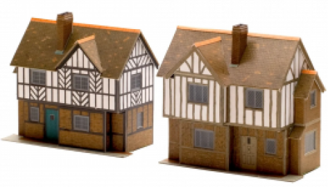 Two Elizabethan Cottages