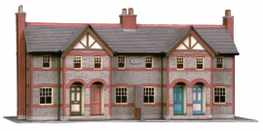 Four Terraced Houses