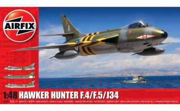 A09189 hawker-hunter-f4