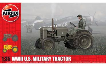 A1367 wwii-us-military-tractor pack-front
