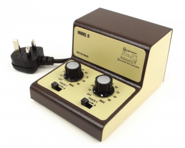Twin track cased controller-a