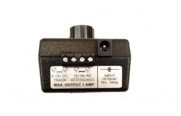 Single track controller with plug in transformer-b