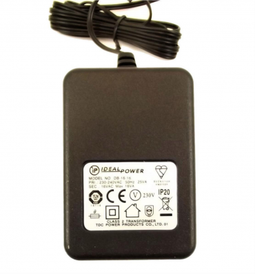 Single track controller with plug in transformer-c